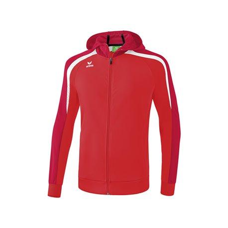 ERIMA Liga 2.0 Trainingsjacke mit Kapuze Erwachsene