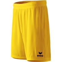 Trainingsshorts gelb