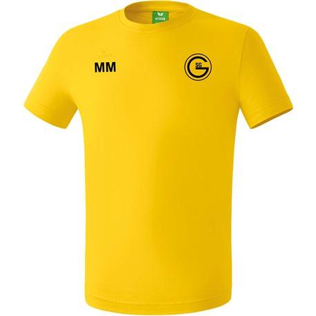 SGG Baumwollshirt Junior Gelb